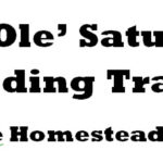 the ole saturday homesteading trading post
