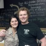 Owners of Wilmington Home Brew Supply