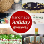 Homemade Holiday Giveaway