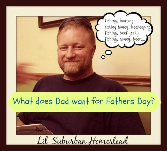what does dad want for fathers day?