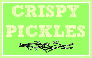 crispy pickles