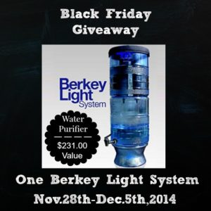 Black-Friday-Berkey-Light-Giveaway