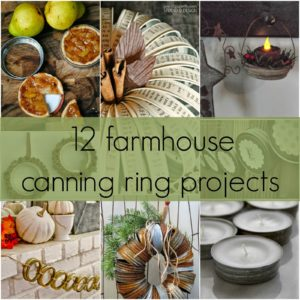 12 DIY farmhouse canning ring projects 1 title