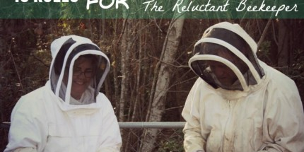 10 Rules For The Reluctant Beekeeper