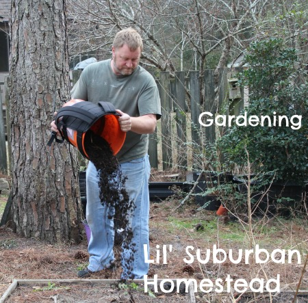 gardening with the bucket packpack lsh