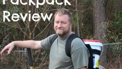 The Bucket Backpack Review