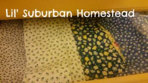 dumpster diving fabric