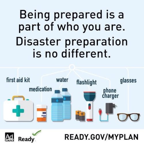 what is your disaster plan?
