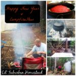 happy new year and campfire stew from lil suburban homestead