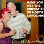 Have you met the ribfest king of North Carolina?