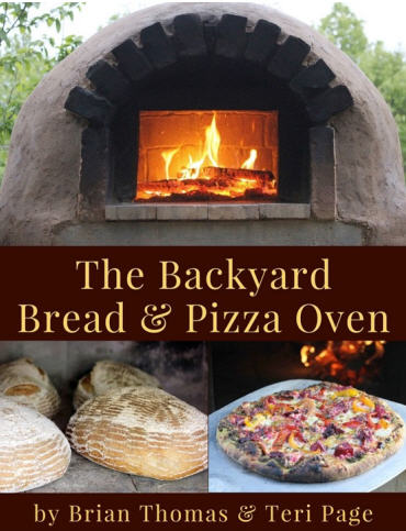 the backyard bread and pizza oven by brian thomas and teri page book review