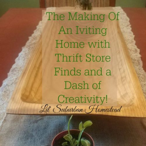 The Making Of An Inviting Home