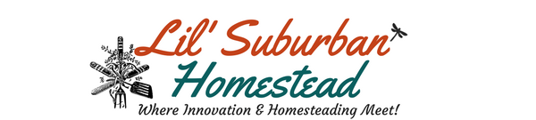lil suburban homestead new banner